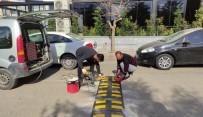 Siirt Belediyesi Kazaların Önüne Geçmek İçin Kasis Çalışmalarını Hızlandırdı