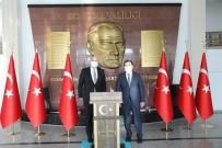 Ticaret Bakanı Yardımcısı Turagay Iğdır'da