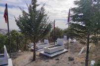 Tunceli Çemişgezek'te Şehit Kabirleri Yenilendi