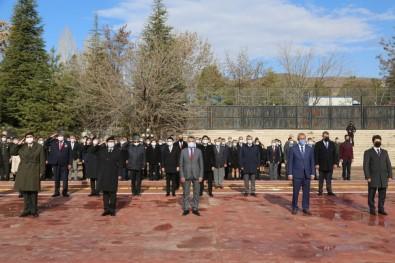 Tunceli'de  Çanakkale Zaferi'nin 106. Yıldönümü Ve Şehitleri Anma Günü