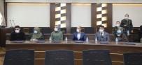 Vali Varol'un Katılımıyla 'Devlet Övünç Madalyası Ve Beratı Tevcih Töreni' Düzenlendi