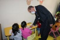 Yalçınkaya'dan Kadın Destek Merkezine Ziyaret