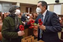 Başkan Ataç'tan Şehit Yakınları Ve Gazilere 'Bir Gün Değil Her Gün Beraberiz'