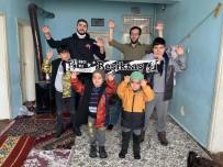 Çarşı Grubundan Afgan Aileye Yardım Eli