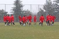 Eskişehirspor, Adana Demirspor Maçı Hazırlıklarını Tamamladı