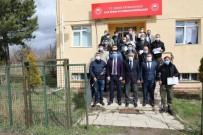 'Etkin Ve Verimli Sulama Sistemleri Eğitimi'Ne Katılan 36 Çiftçiye Belgeleri Teslim Edildi