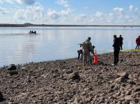 Gölette Kaybolan Gençleri Arama Çalışmaları 3'Üncü Gününde Devam Ediyor