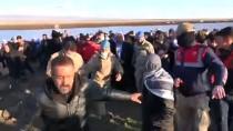 GÜNCELEME - Şanlıurfa'da Teknenin Alabora Olması Sonucu Kaybolan 2 Kişinin Cesedine Ulaşıldı