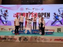 Melikgazi Belediyesi'nin Yıldız Sporcuları Uluslararası Turkish Open'de Parladı