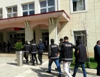Siirt'te Çeşitli Suçlardan Araması Bulunan 8 Zanlı Yakalandı