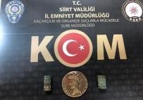 Siirt'te Tarihi Eser Ve Cep Telefonu Kaçakçılarına Operasyon Açıklaması 3 Gözaltı