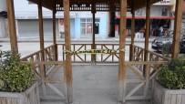 Sinop'ta Korona Önlemleri Açıklaması Banklar Kaldırıldı