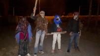 Tuzluca'da Köseler Geleneği İle Vatandaş Moral Buldu