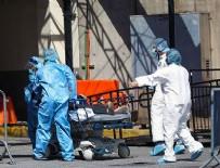 BREZILYA - ABD'de koronavirüsten ölenlerin sayısı 514 bini aştı!