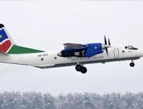 GÜNEY SUDAN - Güney Sudan'da yolcu uçağı düştü!