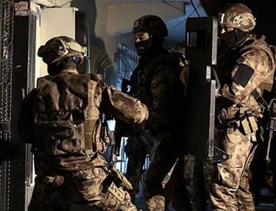HDP'lilere terör örgütü PKK/KCK gözaltısı!