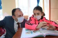 İl Milli Eğitim Müdürü Çandıroğlu İlk Ders Zilini Çaldı