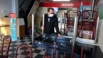 Isparta'da Lokanta Ve Kafeler Normalleşme Hazırlıklarına Başladı
