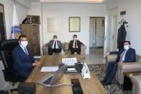 Kabakcı, Talas Gençlik Merkezi Ve Seyyid Burhaneddin Erkek Öğrenci Yurdu'nda İncelemelerde Bulundu