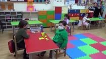 Karaman'da Yeni Normalleşme Süreciyle Okullarda Yüz Yüze Eğitim Başladı