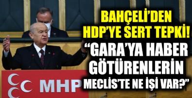 MHP lideri Devlet Bahçeli'den partisinin grup toplantısında kritik açıklamalar