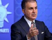AK PARTI - Ömer Çelik'ten İnsan Hakları Eylem Planını eleştirenlere sert tepki!