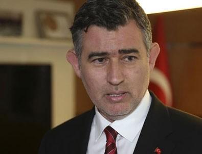 Türkiye Barolar Birliği (TBB) Başkanı Metin Feyzioğlu'ndan İnsan Hakları Eylem Planı açıklaması