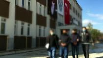Amasya'da Uyuşturucu Operasyonunda Yakalanan 2 Şüpheli Tutuklandı