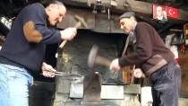 Kastamonu'da Evrenye Bıçağı Üreticileri 'Coğrafi İşaret' Sevinci Yaşıyor