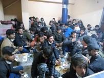 Şanlıurfa'da 82 Afgan Göçmeni Yakalandı Açıklaması 5 Gözaltı