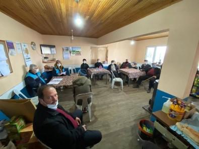Şaphane'de Su İsrafını Önlemek İçin Toplantı Yapıldı