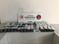 Sarp Sınır Kapısı'nda Bir Minibüste 771 Bin 500 Adet Hibrit Salatalık Tohumu Ele Geçirildi