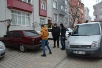 Sinop'ta Oto Fareleri İş Başında