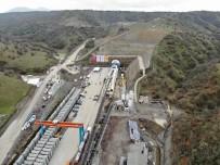 Türkiye'nin En Büyük TBM Makinesi YHT Tünelini Açılıyor