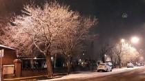 Ardahan'da Kar Yağışı Etkili Olmaya Devam Ediyor