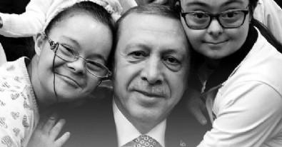 Erdoğan'dan 'Down Sendromu Günü' mesajı
