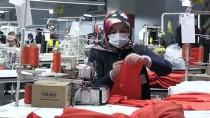 Bitlis'te Üretilen Tekstil Ürünleri Avrupa Ülkelerine İhraç Ediliyor