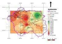 İşte Eskişehir Ve İlçelerinin 'Deprem Tehlike Haritası'