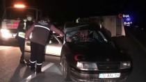 Karaman'da Kamyonet İle Otomobil Çarpıştı Açıklaması 6 Yaralı