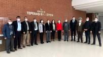 Muhtarlar Birliği'nden Başkan Ataç'a Ziyaret