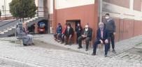 Osmancık'ta Vatandaşlar Sokak Köpeklerinden Tedirgin