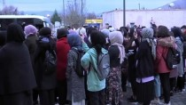 Siirt'teki 'Işık Hadisesi' Bulut Engeline Takıldı