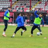 Uşakspor'da Zonguldak Kömürspor Mesaisi Başladı