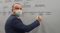 Başkan Ayhan 'Su Manifestosu'na İmza Attı