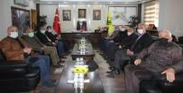 Gazetecilerden Başkan Pekmezci'ye Ziyaret
