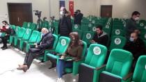 Giresunspor Basın Sözcüsü Karademir Açıklaması 'Taşlı Saldırıyı Samsunspor Camiasına Yıkmayalım'
