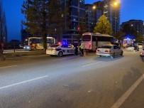Midibüsün Çarptığı 14 Yaşındaki Çocuk Ağır Yaralandı