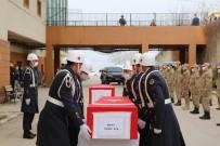 Şırnak'ta Mühimmatın Patlaması Sonucu Ölen 2 Genç İçin Tören Düzenlendi