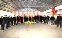 Amasya'da Çiftçilere 20 Ton Yonca Tohumu Dağıtıldı