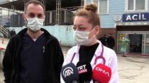 Bartın'da 3 Sağlık Çalışanı Sözlü Ve Fiziki Saldırıya Uğradıda Bulunan 2 Kişi Serbest Bırakıldı